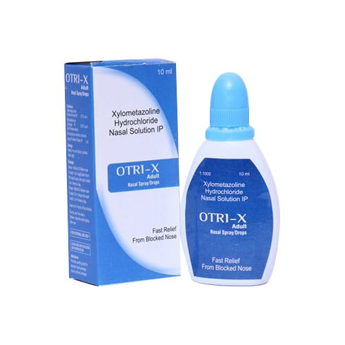 OTRI-X Nasal Drops