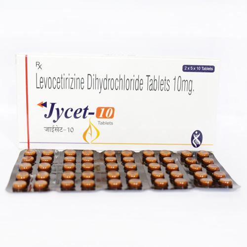 JYCET-10 Tablets