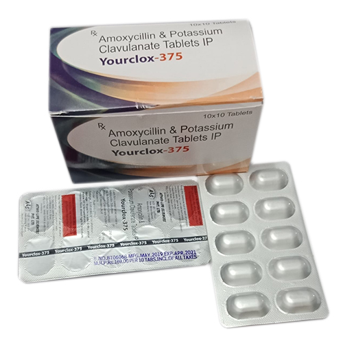 YOURCLOX-375 Tablets
