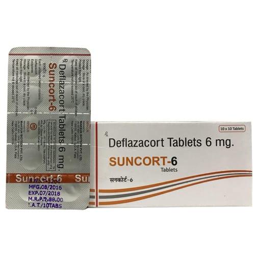 SUNCORT-6 Tablets