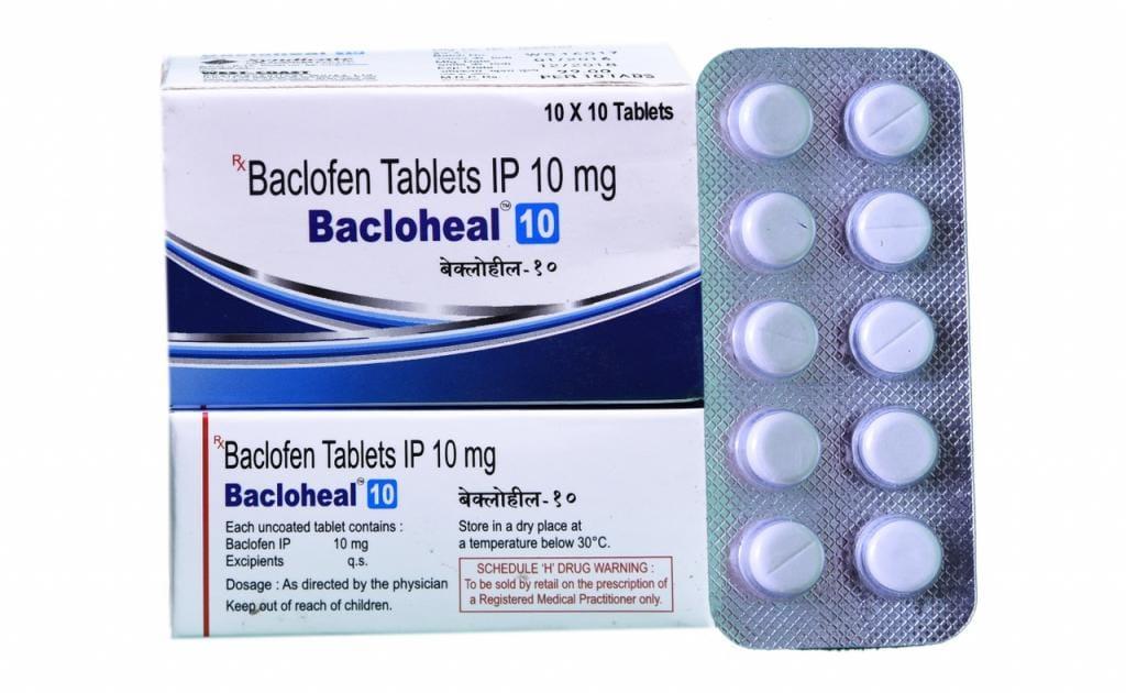 BACLOHEAL-10