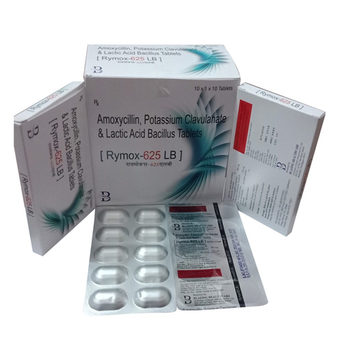 RYMOX 625 LB Tablets