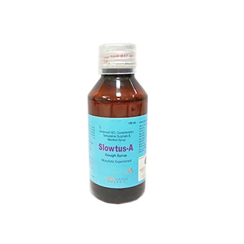SLOWTUS-A Syrup