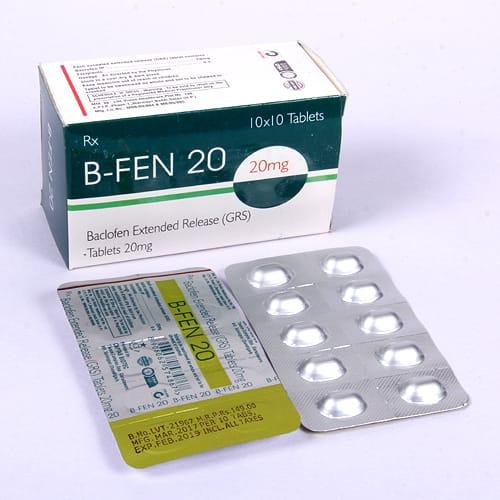 B-FEN-20 Tablets