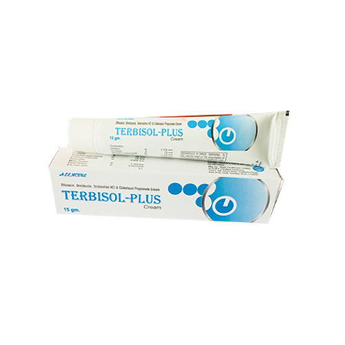 TERBISOL PLUS Cream