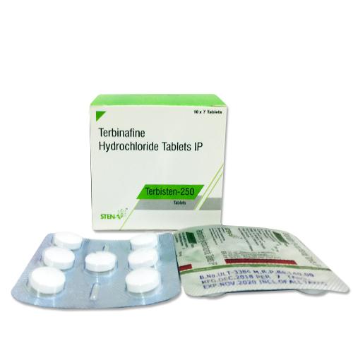 Terbisten-250 Tablets