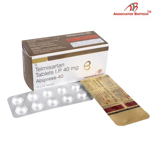 ABIPRESS-40 Tablets