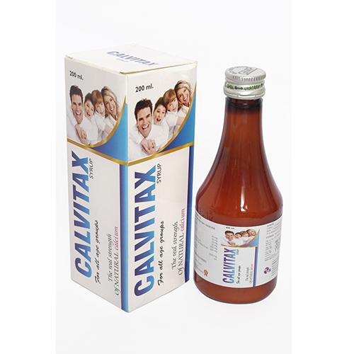 CALVITAX Syrup