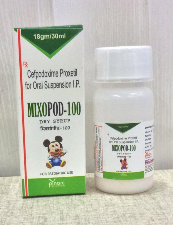 MIXOPOD-100 DS