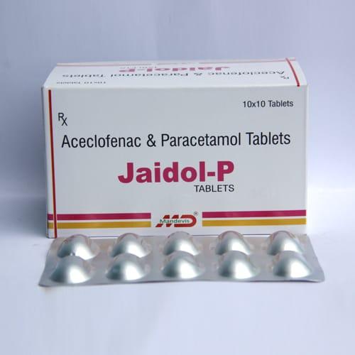 Jaidol-P Tablets