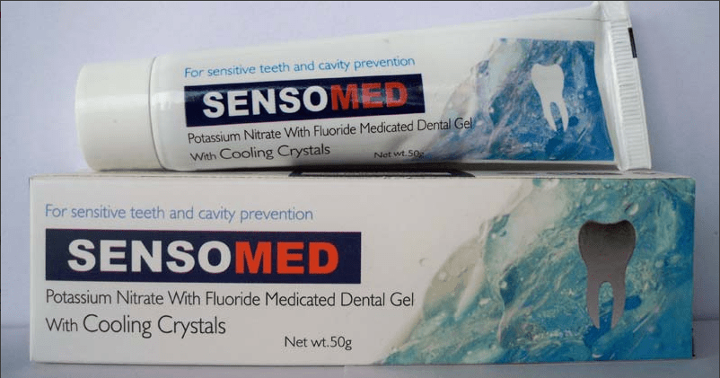 Senso- Med Toothpaste