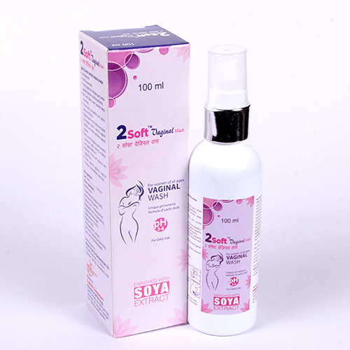 2-SOFT Vaginal Wash