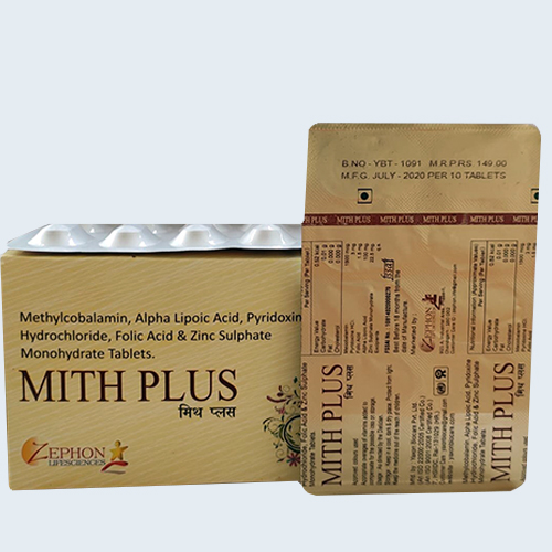 MITH PLUS Tablets