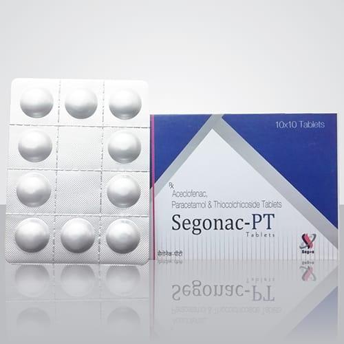 SEGONAC-PT Tablets