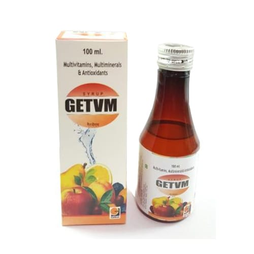 GETVM Syrups