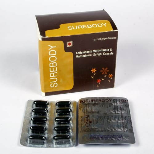 SUREBODY SoftGel Capsules