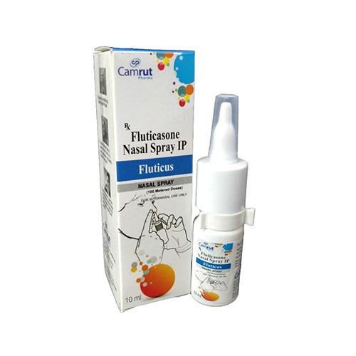 FLUTICUS Nasal Spray