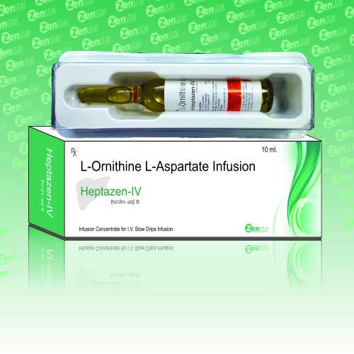 HEPTAZEN-IV Injection