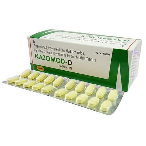 NAZOMOD-D Tablets