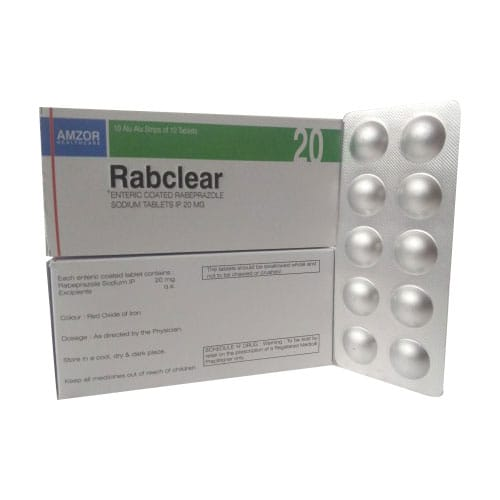 RabClear Tablets