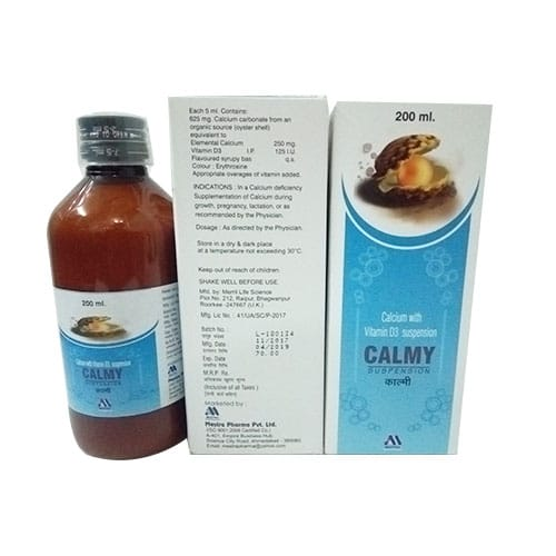 CALMY Syrup