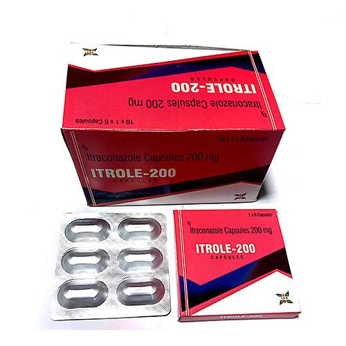 ITROLE-200 Capsules
