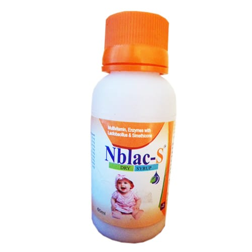 NBLAC-S Dry Syrups