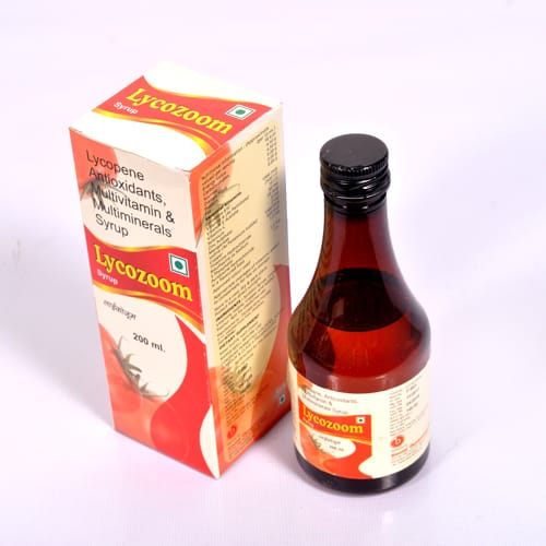 LYCOZOOM-200ML Syrup