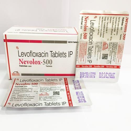 NEVOLOX-500 Tablets