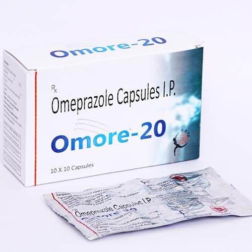 Omore-20 Capsules