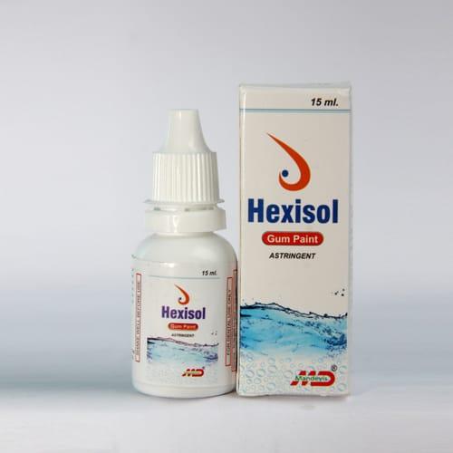 Hexisol Gum Paint