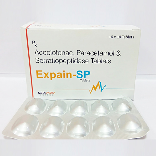 EXPAIN-SP Tablets