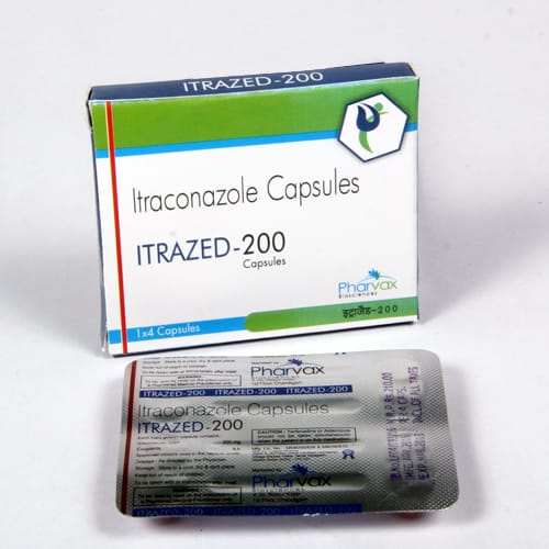 ITRAZED-200 Capsules