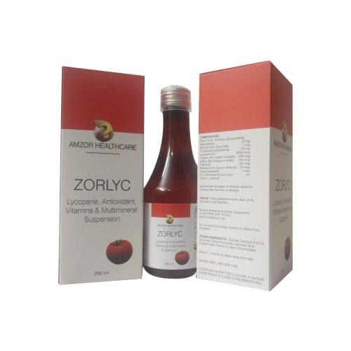 ZORLYC Syrup