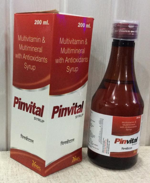 PINVITAL 200 ML