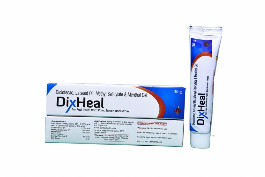 DIXHEAL Gel