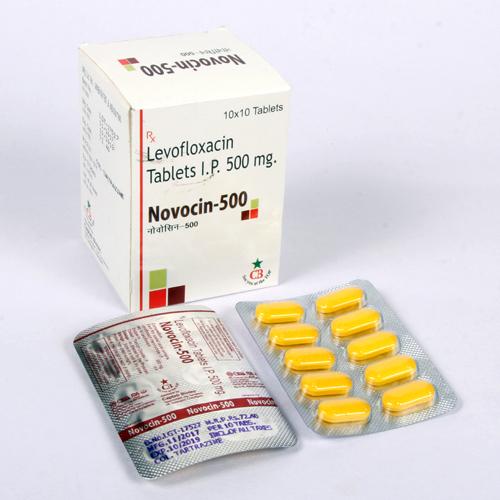 NOVOCIN-500 Tablets