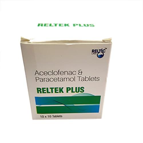 RELTEK-PLUS Tablets