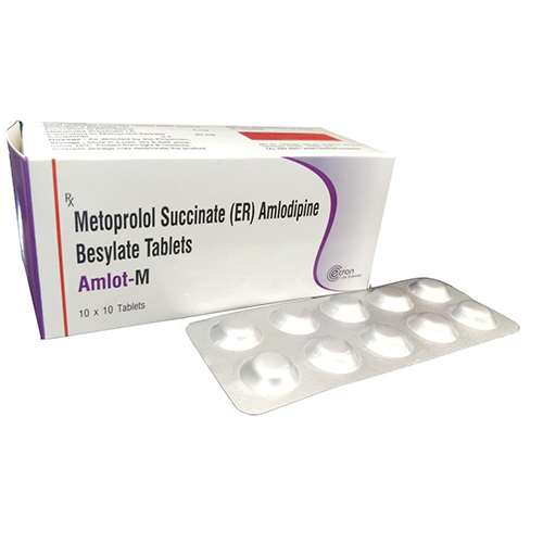 AMLOT-M Tablets