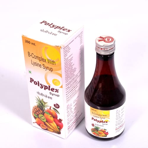 POLYPLEX-200 ml Syrup