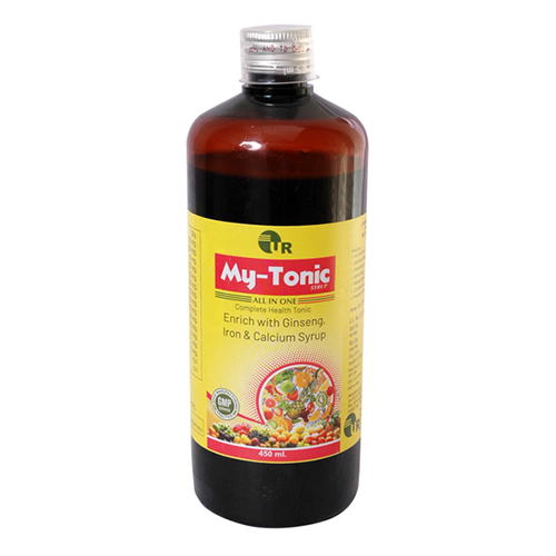 MY-Tonic Syrup