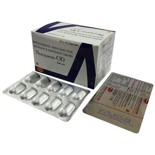 NEROPROX-OD Capsules