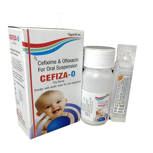 CEFIZA-O Dry Syrup