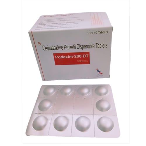 Podexim-200 DT Tablets