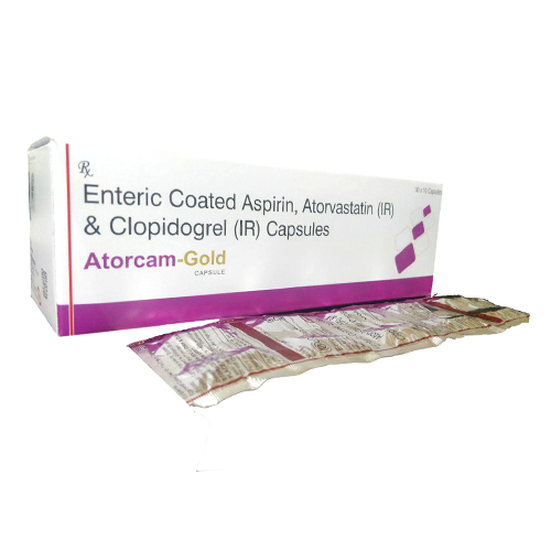 ATORCAM-GOLD Capsules