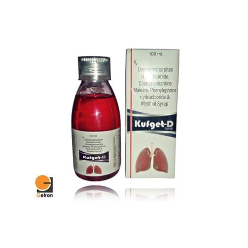 KUFGET- D Syrups