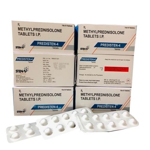 PREDISTEN-4 Tablets
