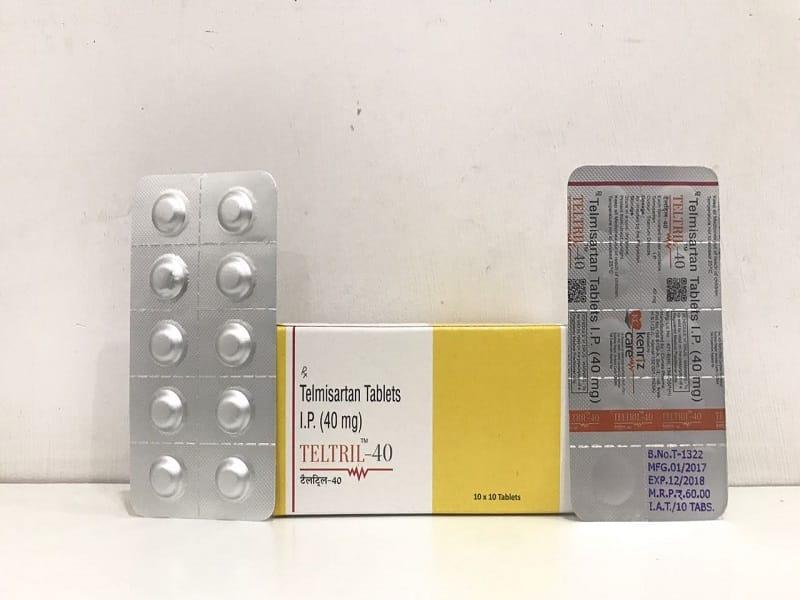 TELTRIL - 40 Tablets