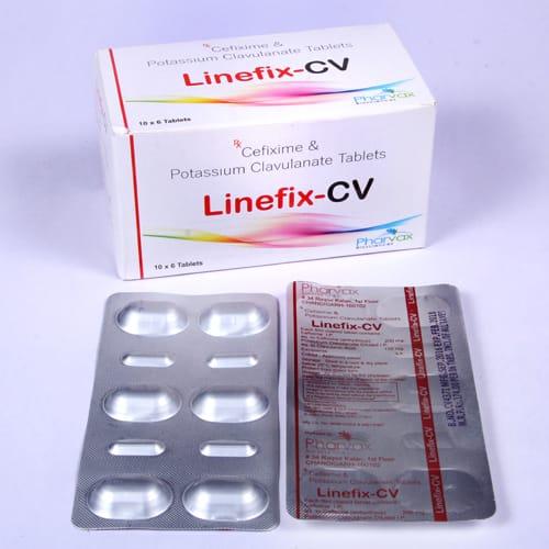 Linefix-CV Tablets