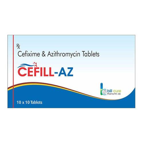 CEFILL-AZ Tablets